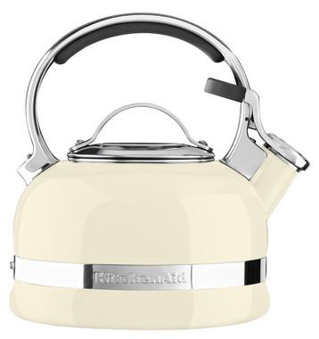 Чайники для плиты Kitchenaid кремовый