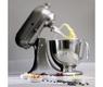 Планетарный Kitchenaid жемчужный металлик- фото 40