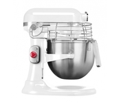 Миксер с чашей Kitchenaid белый