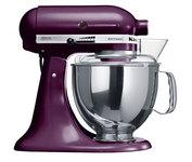 Планетарный миксер Kitchenaid фиолетовый