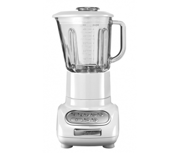 Стационарный блендер Kitchenaid белый