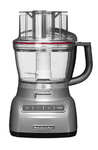 Кухонный комбайн Kitchenaid серебристый
