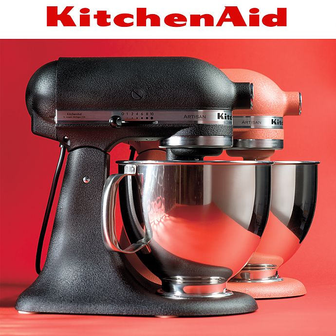 kitchenaid artisan миксер