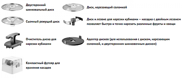 Насадка KitchenAid 5KSM2FPA